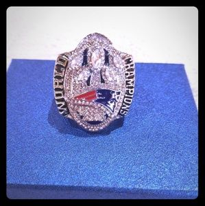 Other - Patriots championship ring